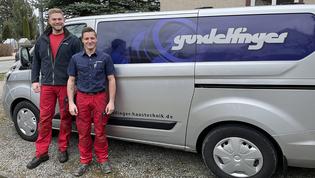 Gundelfinger Haustechnik: Aktuell: Jungmeister