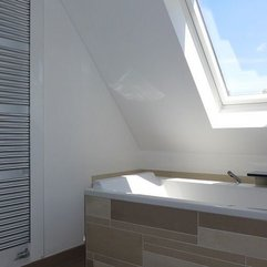 Gundelfinger: Sanitärtechnik: Badewanne im Dachgeschoss
