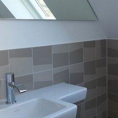 Gundelfinger: Sanitärtechnik: Gäste-WC-Montage im Dachgeschoss